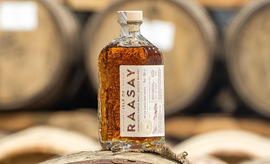 Isle of Raasay Distillery Na Sia Single Casks Series