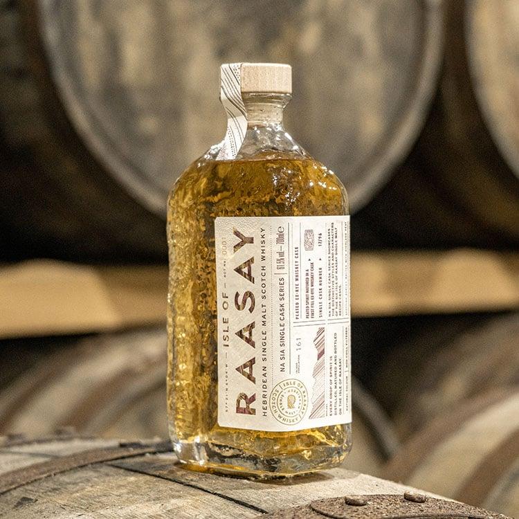 Na Sia Single Cask Bottlings - Peated Ex-Rye 1 x 70cl